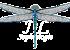 logo libellule transp initial blanc aile